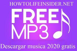 Descargar musica 2020 gratis