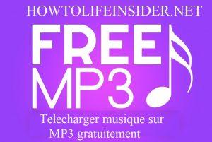 Telecharger musique sur MP3 gratuitement