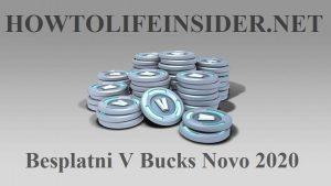 Besplatni V Bucks Novo 2020