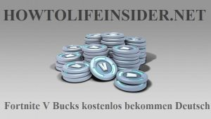 Fortnite V Bucks kostenlos bekommen Deutsch