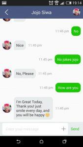 Jojo Siwa phone number 2020