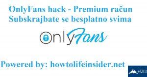 OnlyFans hack