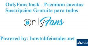 Cuentas OnlyFans Premium Gratis