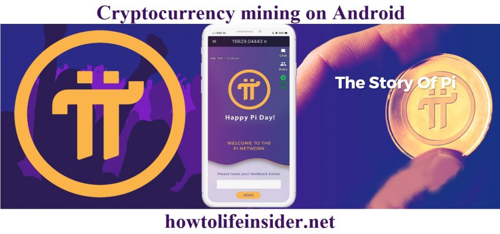 Cryptocurrency mining on Android